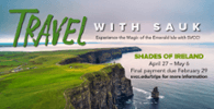 Shades of Ireland April 27-May 6